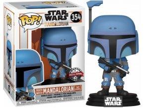 POP! 354 Star Wars: The Mandalorian - Death Watch Mandalorian Special Edition