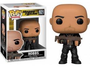POP! 921 Movies: Fast & Furious: Hobbs & Shaw - Hobbs