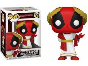 POP! 779 Marvel: Deadpool - Roman Senator Deadpool