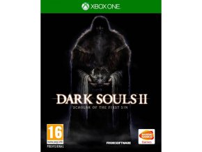 Xbox One Dark Souls 2: Scholar of the First Sin