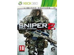 Xbox 360 Sniper Ghost Warrior 2 Limited Edition