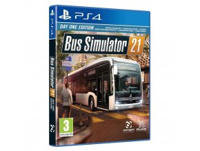 PS4 Bus Simulator 21 - Day One Edition