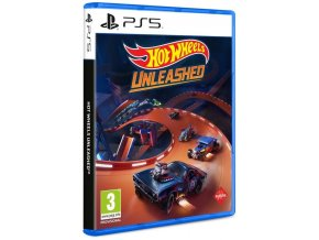 PS5 Hot Wheels Unleashed