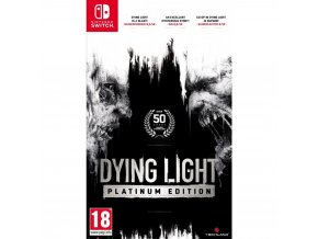 Nintendo Switch Dying Light Platinum Edition CZ