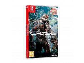 Nintendo Switch Crysis Remastered CZ