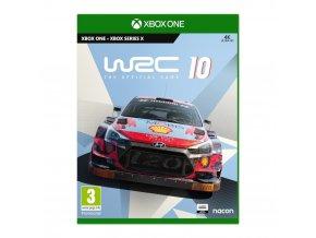 XONE/XSX WRC 10