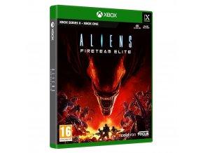 XONE/XSX Aliens: Fireteam Elite CZ