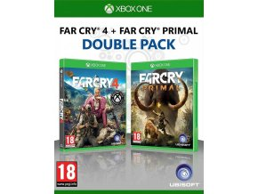 Xbox One  Far Cry Primal + Far Cry 4 CZ