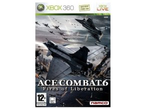 Xbox 360 Ace Combat 6: Fires of Liberation