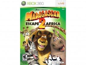 Xbox 360 Madagascar 2: Escape Africa