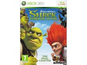 Xbox 360 Shrek Forever After