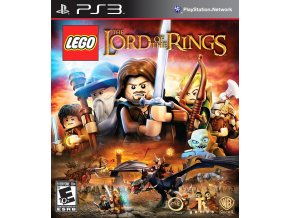 PS3 LEGO The Lord of the Rings