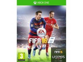 Xbox One FIFA 16 CZ