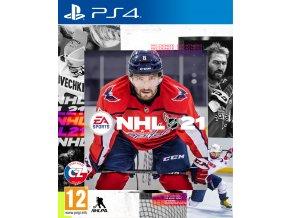 PS4 NHL 21 CZ