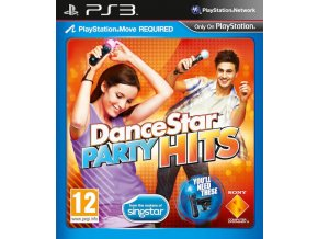 PS3 DanceStar Party Hits (Move)