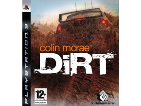 PS3 Colin McRae: Dirt