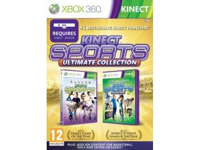 Xbox 360 Kinect Sports Ultimate Collection
