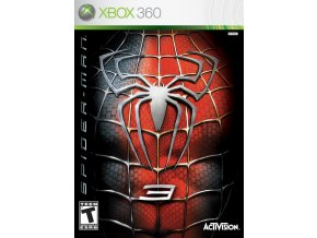 Xbox 360 Spiderman 3