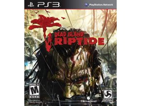 PS3 Dead Island: Riptide
