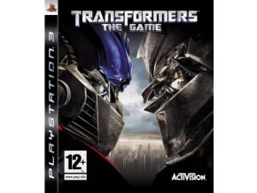 PS3 Transformers: The Game