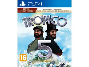 PS4 Tropico 5 (Limited Edition)