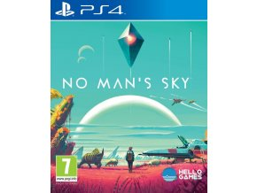 PS4 No Mans Sky
