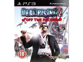PS3 Dead Rising 2: Off the Record