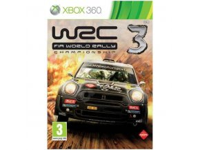 Xbox 360 WRC 3: FIA World Rally Championship