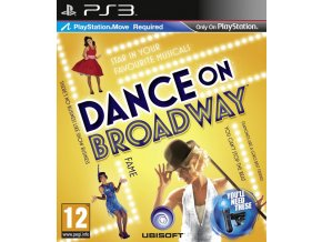 PS3 Dance on Broadway (Move)