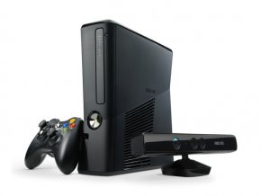 Xbox 360 SLIM 250 GB + Kinect