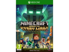 Xbox One Minecraft: Story Mode Season Two