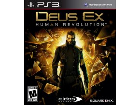 PS3 Deus Ex: Human Revolution