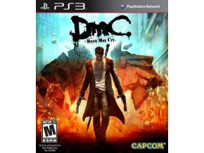 PS3 DmC: Devil May Cry