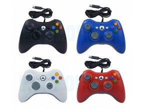 Xbox 360 drátový ovladač
