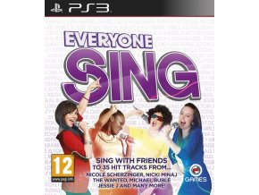 PS3 Everyone Sing