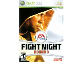 Xbox 360 Fight Night Round 3