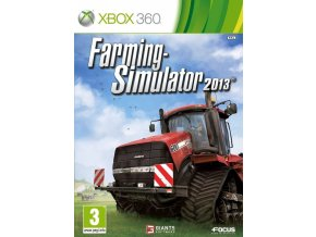 Xbox 360 Farming Simulator 2013