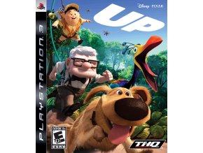 PS3 Up - Vzhůru do oblak