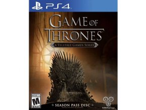 PS4 Game of Thrones: A Telltale Games Series