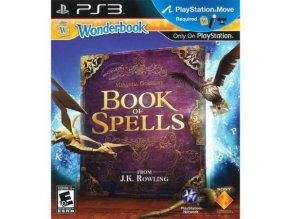 PS3 Wonderbook: Book of Spells