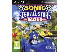 PS3 Sonic & Sega All-Stars Racing