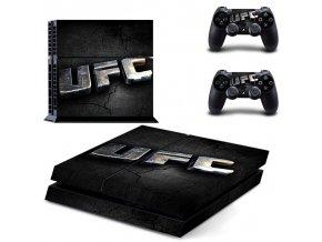 PS4 Polep Skin UFC