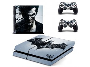 PS4 Polep Skin Batman Arkham Origins