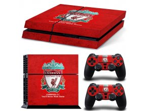 PS4 Polep Skin Liverpool FC
