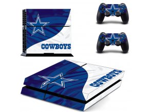 PS4 Polep Skin Dallas Cowboys
