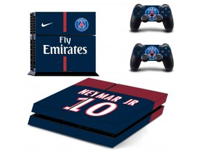 PS4 Polep Skin Neymar Jr