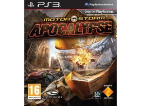 PS3 Motorstorm: Apocalypse