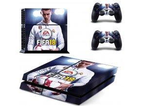 PS4 Polep Skin FIFA 18