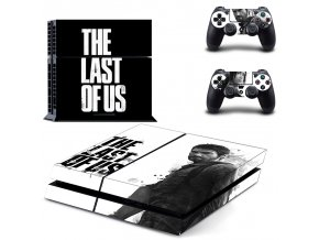 PS4 Polep Skin The Last of Us