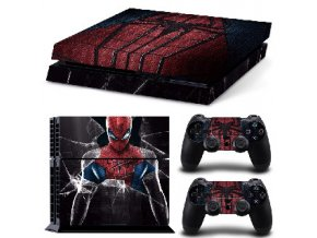 PS4 Polep Skin Spiderman